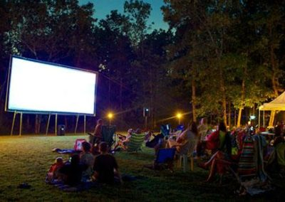 movies at community center