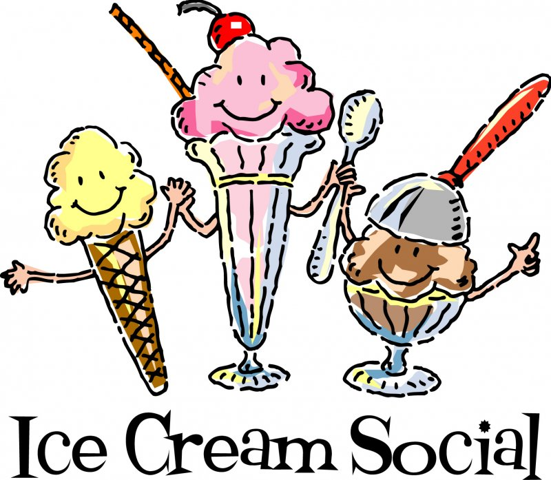 OLD FASHIONED ICE CREAM SOCIAL