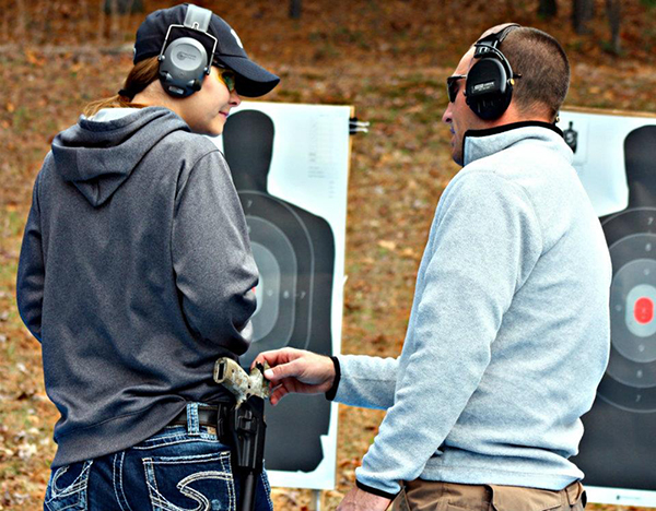 CONCEALED CARRY CLASS information